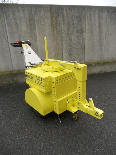 Empujador Super Power Pusher de la zona 2 ATEX para O&G